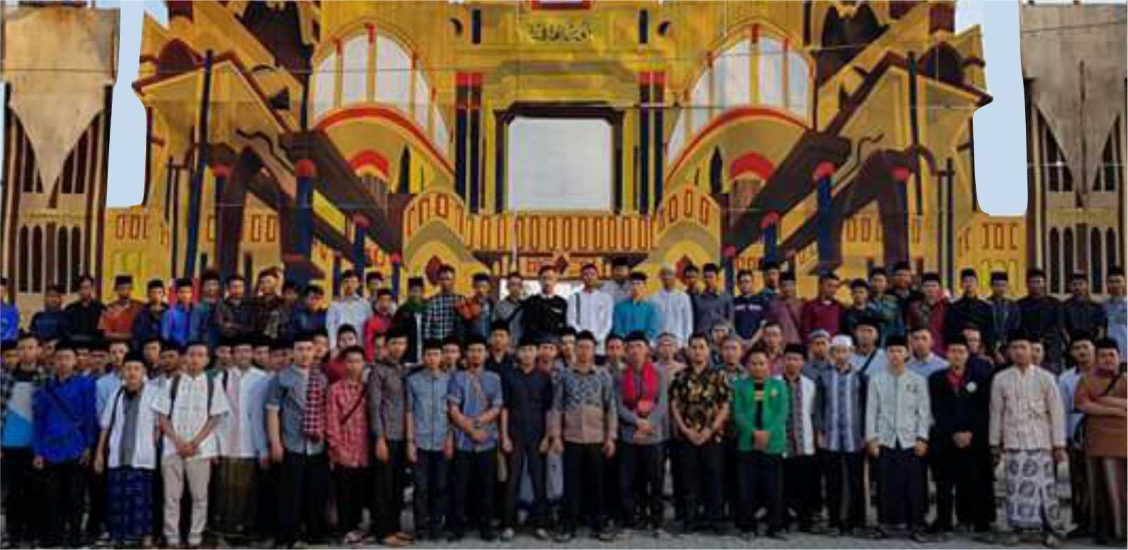 Bersama Panitia Alumni