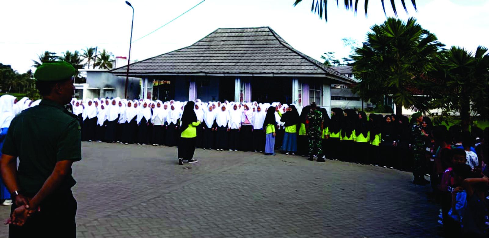 Bimbingan Kedisiplinan By TNI